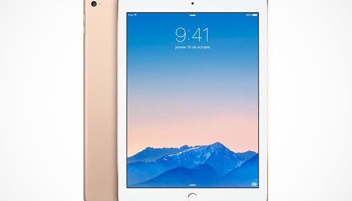 Nuevo iPad Air 2 de Apple