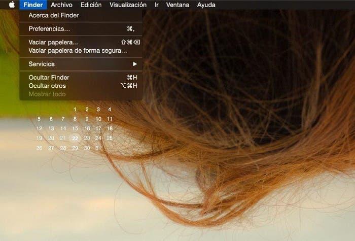 OS X Yosemite tiene una función que protege la vista