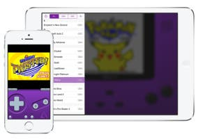 Emulador de GBA compatible con iOS