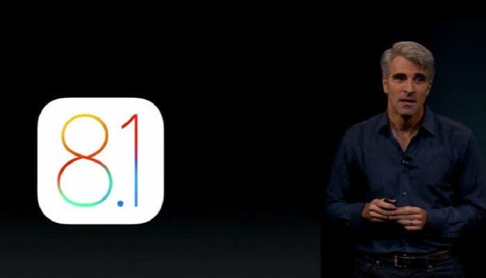 Novedades de iOS 8.1