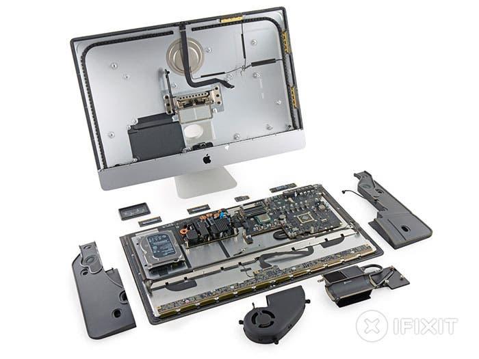 iMac 5K iFixit