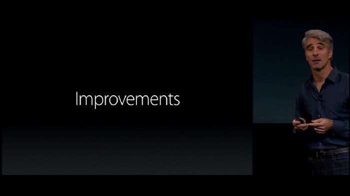 correcciones en iOS 8.1