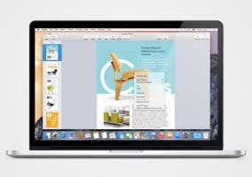 Pages en OS X Yosemite