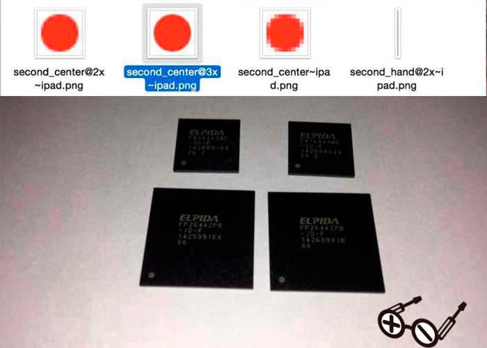 Los nuevos iPad Air tendrán pantalla Retina HD y 2 gb de RAM