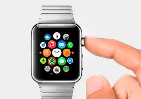 Interfaz del Apple Watch