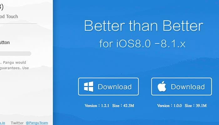 Pangu para OS X ya disponible