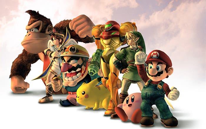 Peronajes más emblemáticos de Nintendo