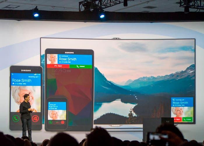 Flow, solución de continuidad entre dispositivos de Samsung