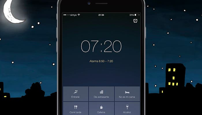 Controla tu sueño con Sleep Better de Runtastic