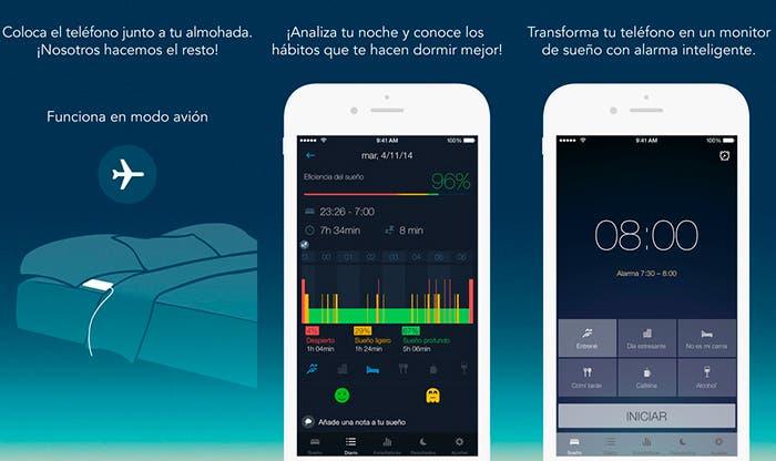 Aplicación Sleep Better