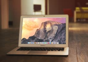 MacBook Air con OS X Yosemite