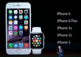 Apple Watch con iPhone
