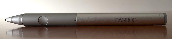 Perfil del Bamboo Stylus Fineline