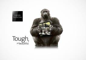 Presentación del Gorilla Glass 4