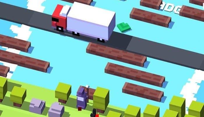 Crossy Road Screenshot