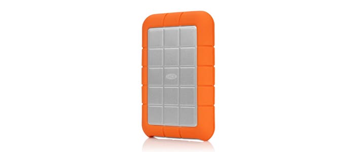 Disco duro externo Rugged Triple USB 3.0 de 1 TB