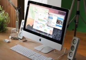 iMac con OS X Yosemite