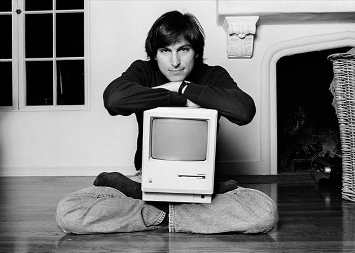 Steve Jobs y el Macintosh