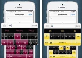 Temas de ThickButtons en iPhone