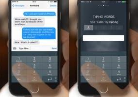 Type Nine para iOS 8