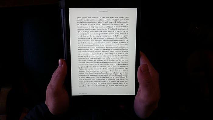 Leer con el iPad