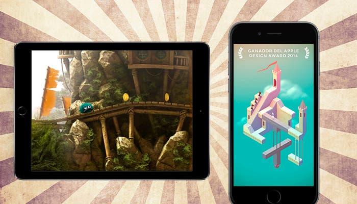 Mejores juegos para iOS de 2014