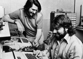 Jobs y Wozniak en los años de gestación de Apple
