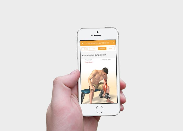 All-in Fitness para iPhone