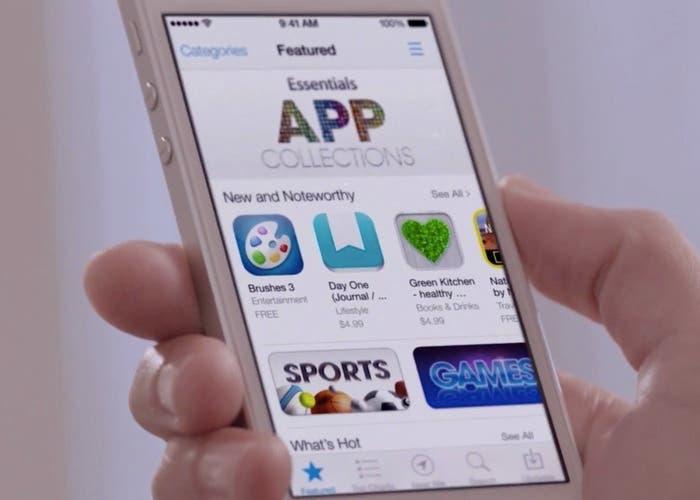 App Store en iPhone