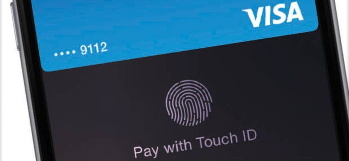 Apple Pay con Touch ID