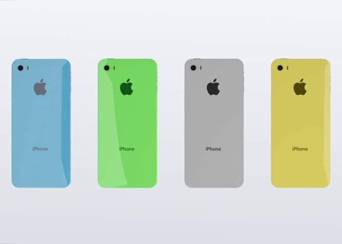 Caricaturas de iPhone 6c