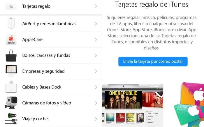 App del Apple Store