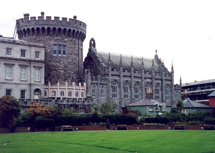 Castillo en Dublin