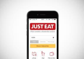 JUST EAT para iPhone
