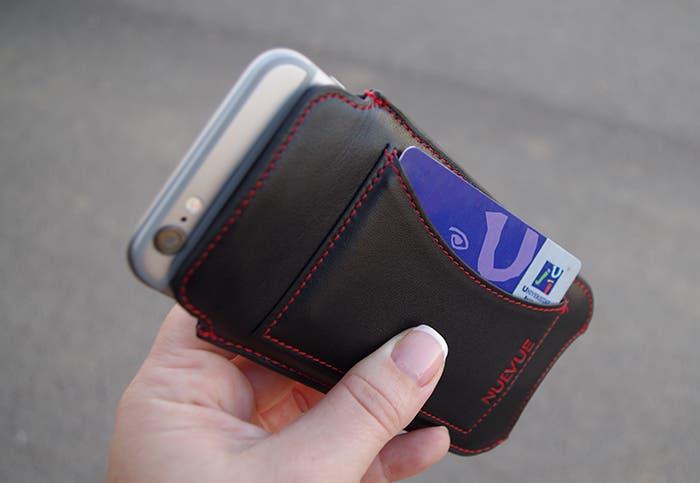 NueVue con tarjetas de crédito