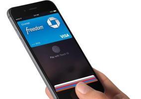 Apple Pay en iPhone 6
