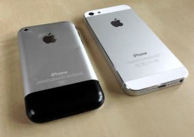 iPhone original y iPhone 5s