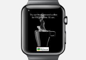 Publicidad en el Apple Watch