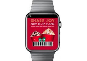 La publicidad llegará al Apple Watch de la mano de TapSense
