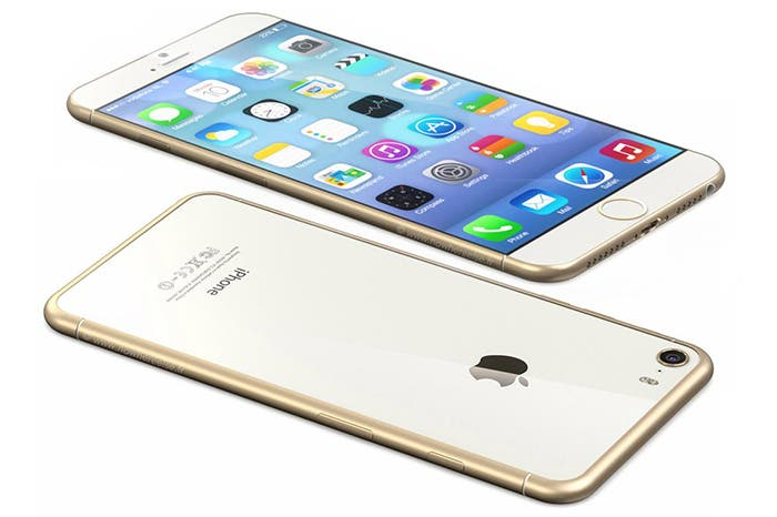 iPhone 6 sin bordes