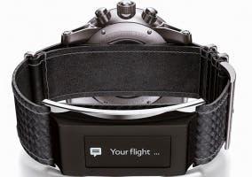 Montblanc empieza a introducir nuevas tecnologías en sus relojes