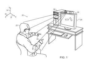 Nueva patente de Apple sobre detección del movimiento