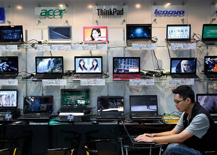 Fabricantes que equipan Intel en sus equipos