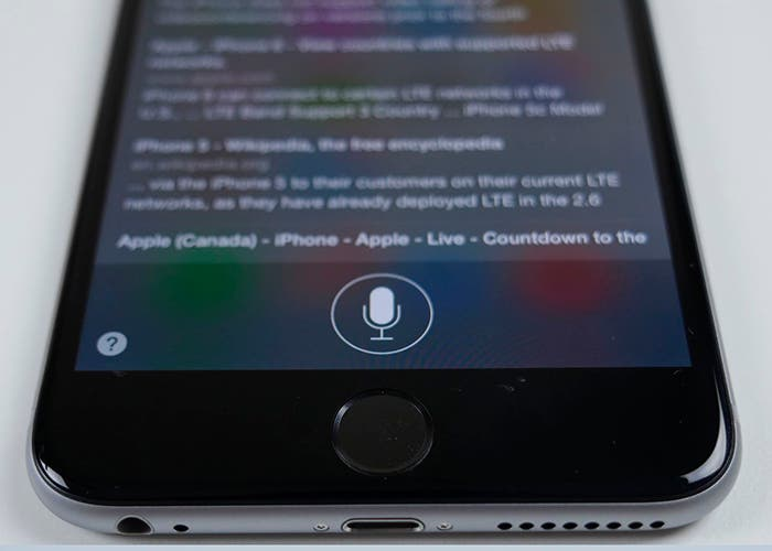 Siri en iOS 8