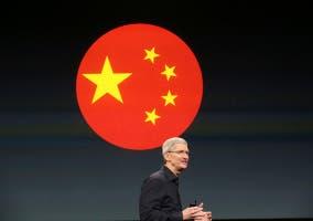 Apple claudica ante las demandas de seguridad de China