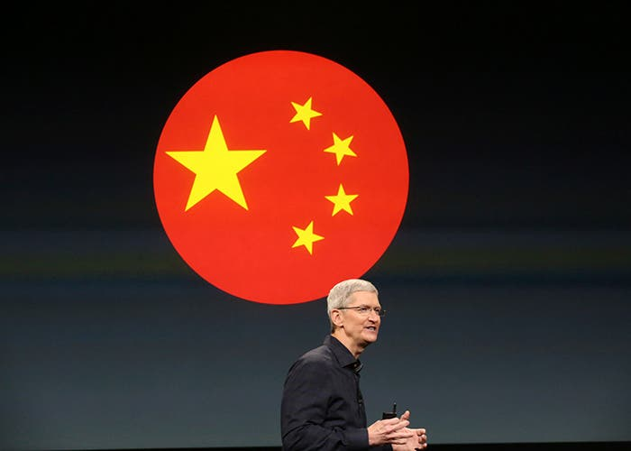 Apple claudica ante las demandas de seguridad de China
