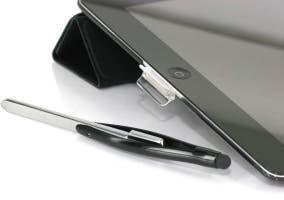 iPad con stylus