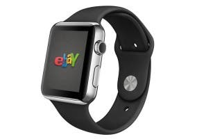 App de eBay en el Apple Watch