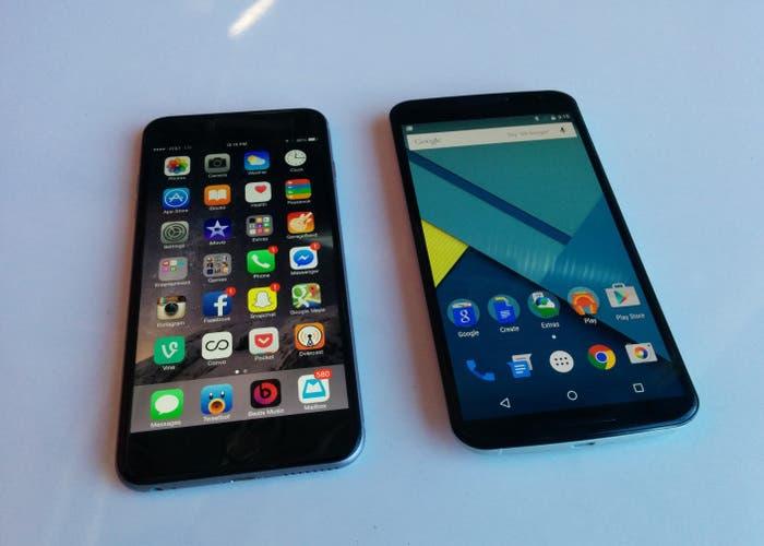 El iPhone 6 atrae a más usuarios de Android