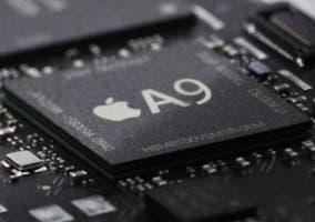 Concepto chip A9